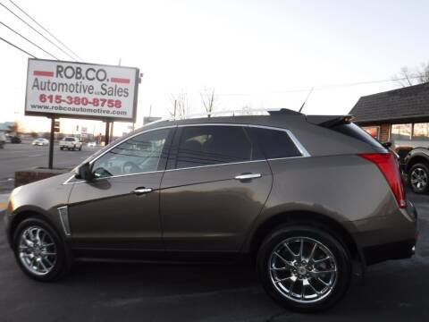 2014 Cadillac SRX for sale at Rob Co Automotive LLC in Springfield TN