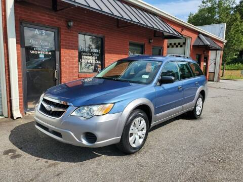 2008 Subaru Outback for sale at One Source Automotive Solutions in Braselton GA