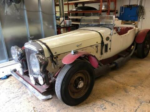 1948 Bentley Convertible for sale at Classic Car Deals in Cadillac MI