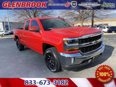 2016 Chevrolet Silverado 1500 for sale at Glenbrook Dodge Chrysler Jeep Ram and Fiat in Fort Wayne IN