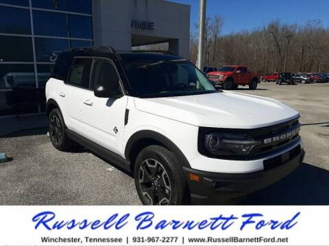 2021 Ford Bronco Sport for sale at Oskar  Sells Cars in Winchester TN