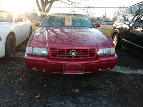 2000 Cadillac Eldorado for sale at 2 Way Auto Sales in Spokane Valley WA