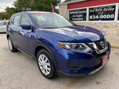 2017 Nissan Rogue for sale at GOL Auto Group in Austin TX