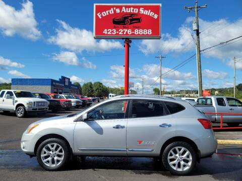 2012 Nissan Rogue for sale at Ford's Auto Sales in Kingsport TN
