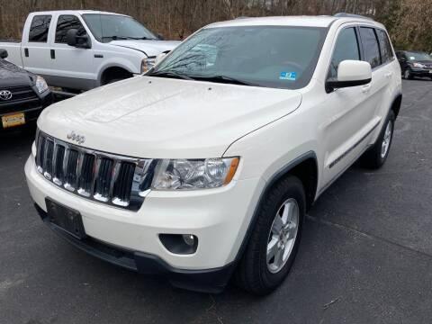 2012 Jeep Grand Cherokee for sale at Lafayette Motors in Lafayette NJ