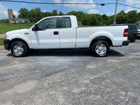 2006 Ford F-150 for sale at K & P Used Cars, Inc. in Philadelphia TN