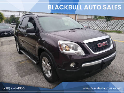 2009 GMC Acadia for sale at Blackbull Auto Sales in Ozone Park NY