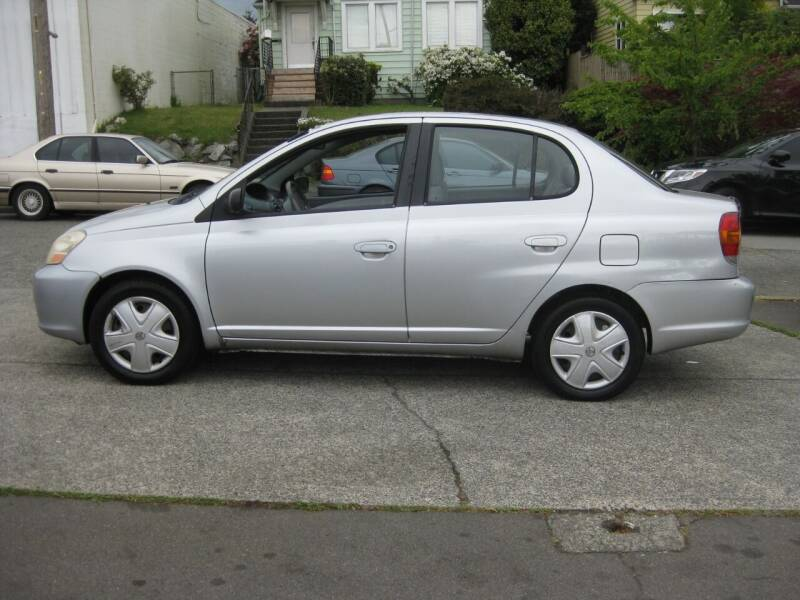 2003 Toyota ECHO for sale at UNIVERSITY MOTORSPORTS in Seattle WA