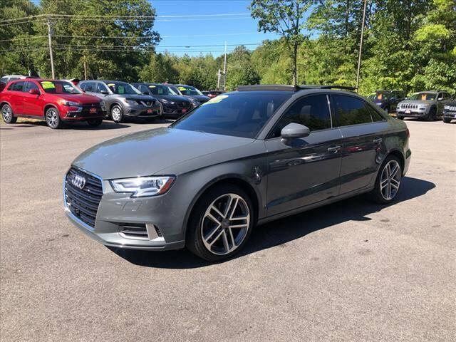 2017 Audi A3 for sale at North Berwick Auto Center in Berwick ME