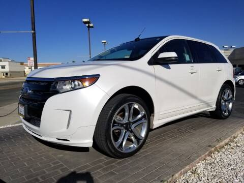 2014 Ford Edge for sale at Vin - Mar Auto in Victorville CA