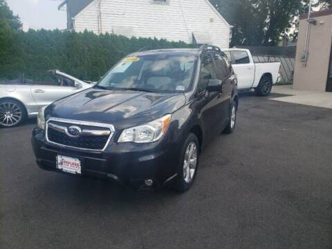 2015 Subaru Forester for sale at Payless Car Sales of Linden in Linden NJ