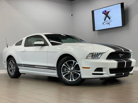 2014 Ford Mustang for sale at TX Auto Group in Houston TX
