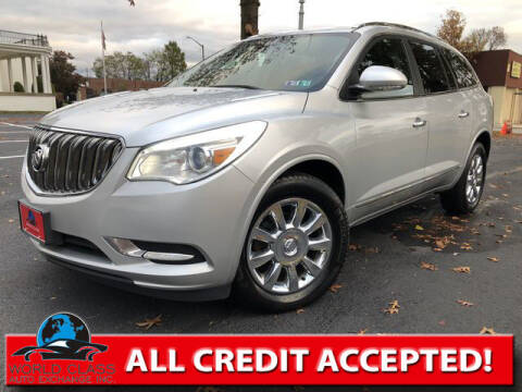 2014 Buick Enclave for sale at World Class Auto Exchange in Lansdowne PA