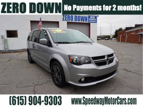 2017 Dodge Grand Caravan for sale at Speedway Motors in Murfreesboro TN