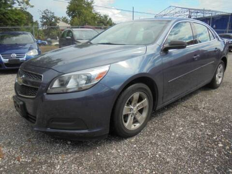 2013 Chevrolet Malibu for sale at Automax Wholesale Group LLC in Tampa FL