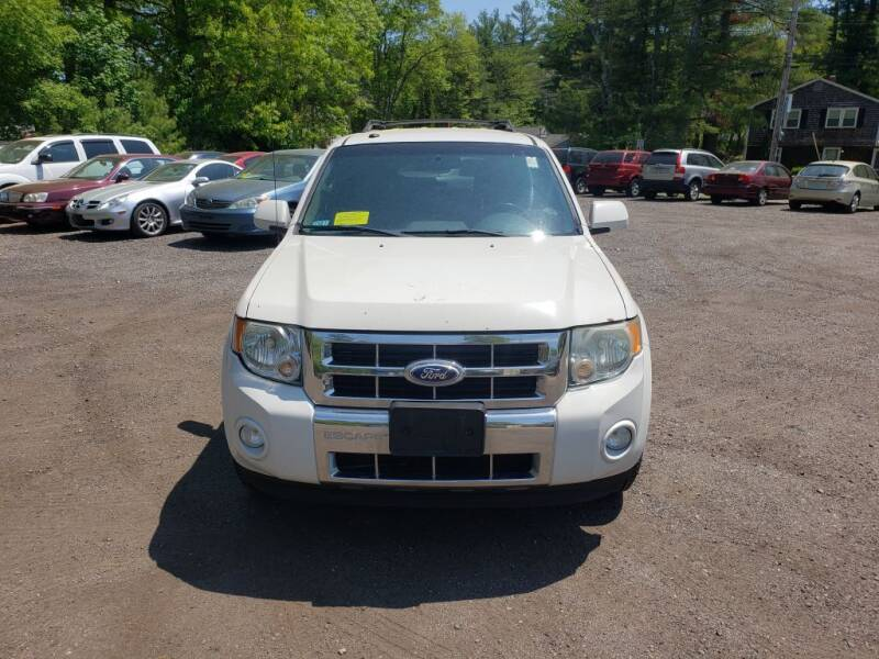 2010 Ford Escape for sale at 1st Priority Autos in Middleborough MA