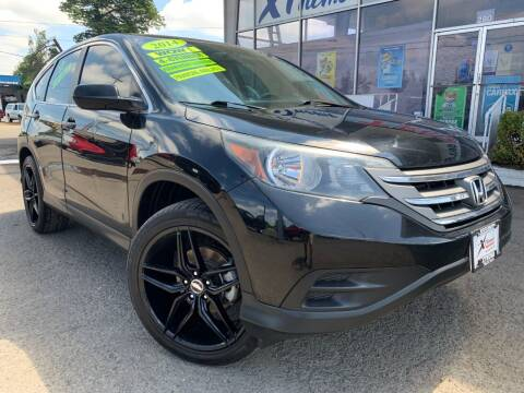 2014 Honda CR-V for sale at Xtreme Truck Sales in Woodburn OR