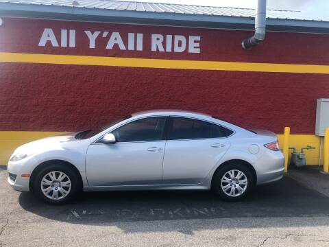 2011 Mazda MAZDA6 for sale at Big Daddy's Auto in Winston-Salem NC