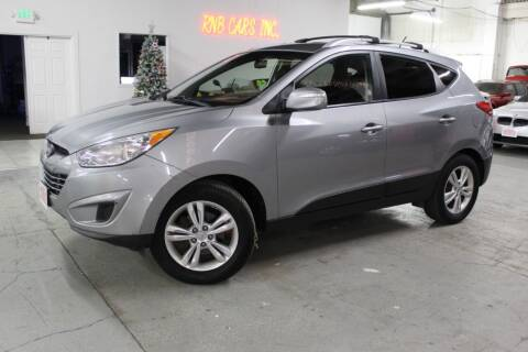 2012 Hyundai Tucson for sale at R n B Cars Inc. in Denver CO