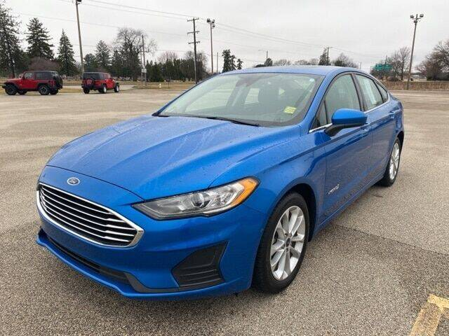 2019 Ford Fusion Hybrid for sale in Galesburg, IL