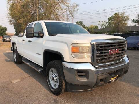 2015 GMC Sierra 2500HD for sale at Mister Auto in Lakewood CO