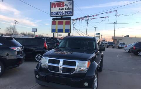 2009 Dodge Nitro for sale at MB Auto Sales in Oklahoma City OK