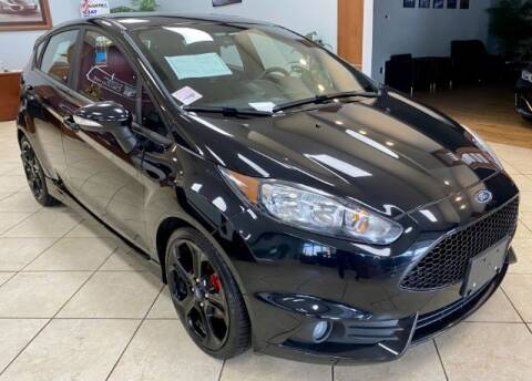 2016 Ford Fiesta for sale at Adams Auto Group Inc. in Charlotte NC