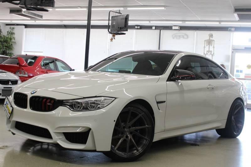 2015 BMW M4 for sale at Xtreme Motorwerks in Villa Park IL