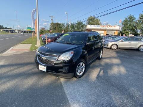 2015 Chevrolet Equinox for sale at CARMART Of New Castle in New Castle DE