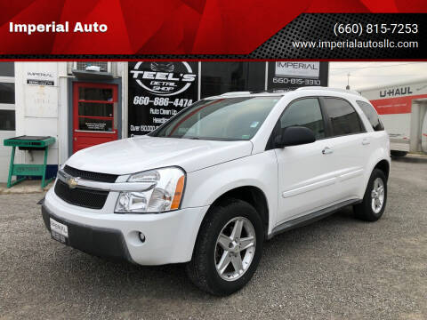 2005 Chevrolet Equinox for sale at Imperial Auto of Marshall in Marshall MO