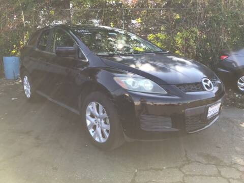 2007 Mazda CX-7 for sale at Auto Source in Banning CA