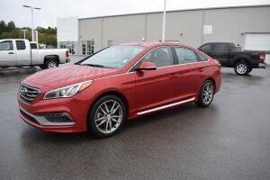 2017 Hyundai Sonata for sale at Cj king of car loans/JJ's Best Auto Sales in Troy MI