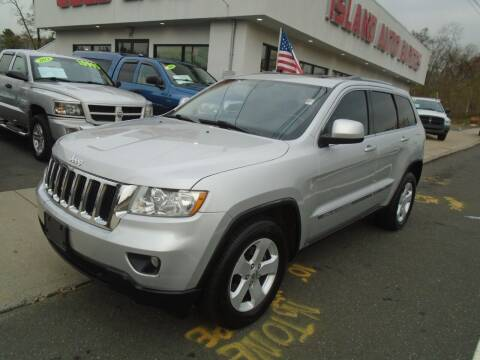 2011 Jeep Grand Cherokee for sale at Island Auto Buyers in West Babylon NY