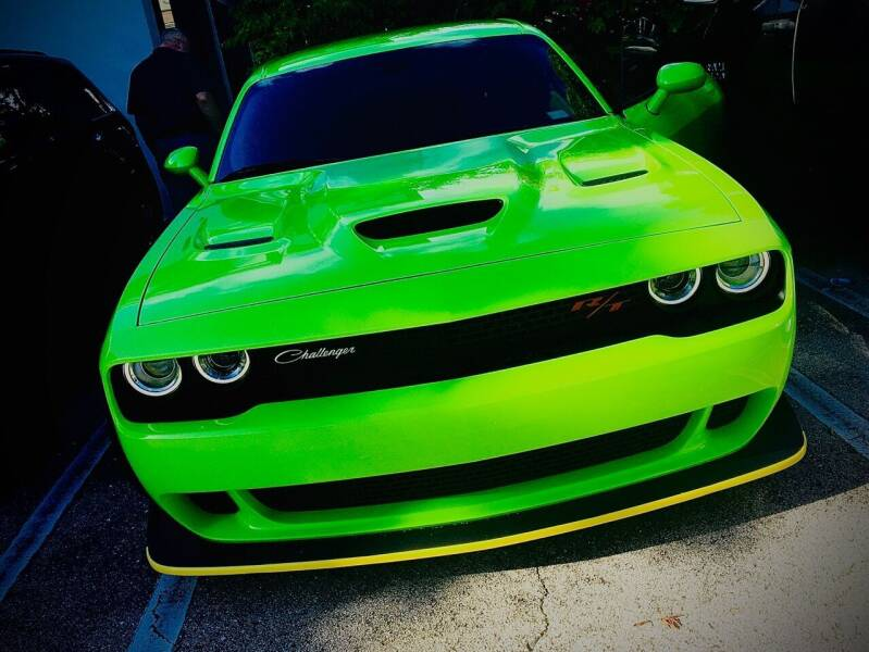 2019 Dodge Challenger for sale at Suncoast Sports Cars and Exotics in West Palm Beach FL