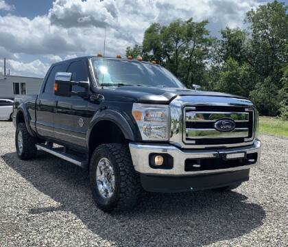 2015 Ford F-350 Super Duty for sale at AH Ride & Pride Auto Group in Akron OH