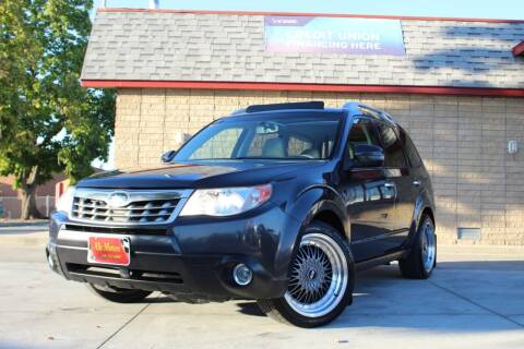 2013 Subaru Forester for sale at ALIC MOTORS in Boise ID