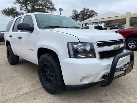 2009 Chevrolet Tahoe for sale at Thornhill Motor Company in Hudson Oaks, TX