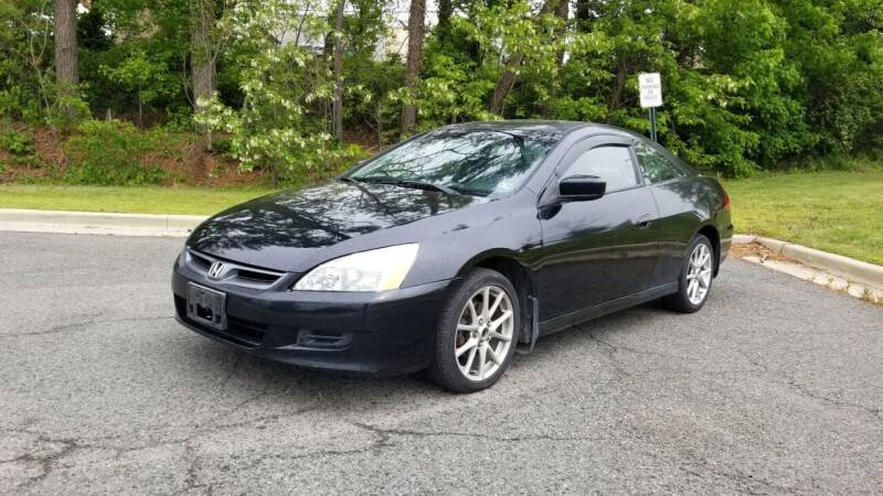 2006 Honda Accord for sale at Total Package Auto in Alexandria VA
