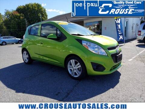 2014 Chevrolet Spark for sale at Joe and Paul Crouse Inc. in Columbia PA