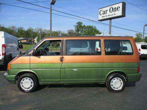 1993 Volkswagen EuroVan for sale at Car One in Murfreesboro TN