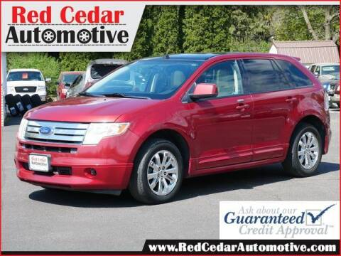 2009 Ford Edge for sale at Red Cedar Automotive in Menomonie WI