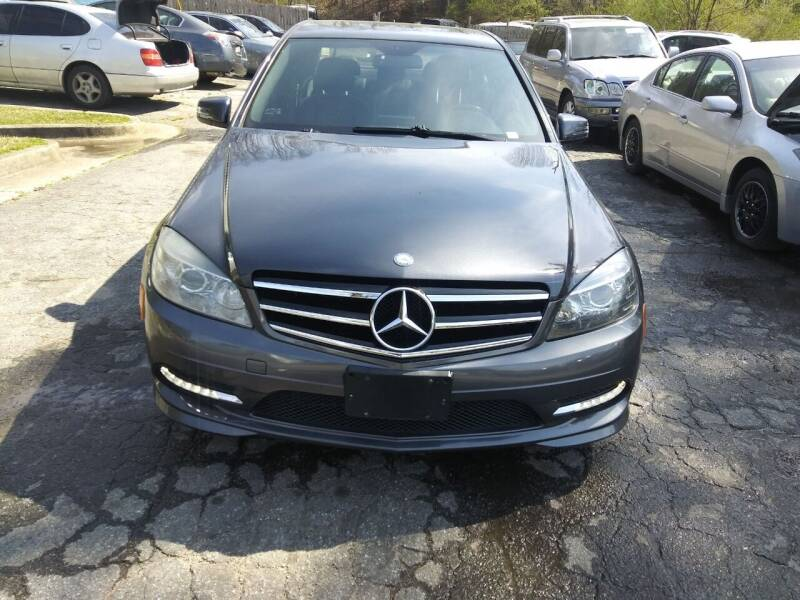 2011 Mercedes-Benz 300-Class for sale at Moreland Motorsports in Conley GA