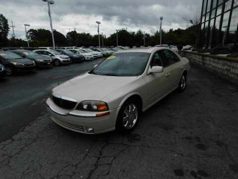 2002 Lincoln LS for sale at Paniagua Auto Mall in Dalton GA