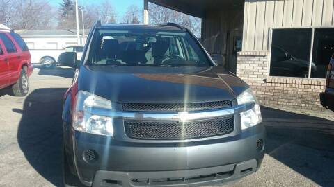 2009 Chevrolet Equinox for sale at Long Motor Sales in Tecumseh MI