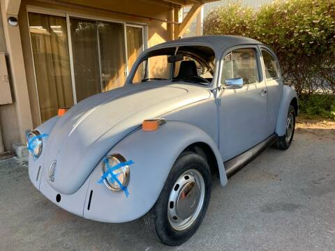 1970 Volkswagen Beetle for sale at Dodi Auto Sales in Monterey CA