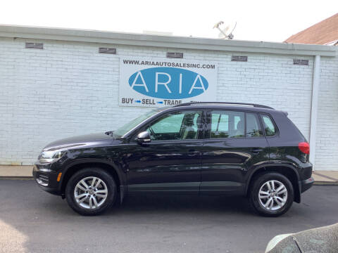 2016 Volkswagen Tiguan for sale at ARIA AUTO SALES INC.COM in Raleigh NC