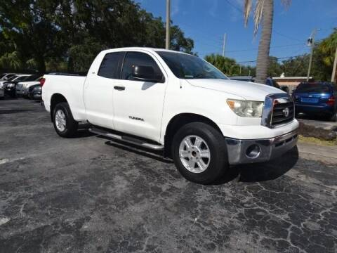 2007 Toyota Tundra for sale at DONNY MILLS AUTO SALES in Largo FL