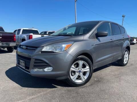 2014 Ford Escape for sale at Superior Auto Mall of Chenoa in Chenoa IL