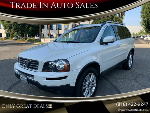 2011 Volvo XC90 for sale at Trade In Auto Sales in Van Nuys CA