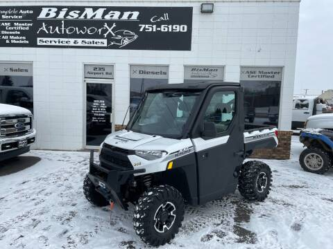2019 Polaris Ranger for sale at BISMAN AUTOWORX INC in Bismarck ND